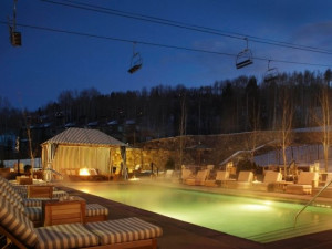 Pool at Viceroy Snowmass