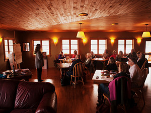 Writer's Retreat at The Lodge at Pine Cove
