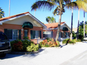 Resort rental exterior at Travel Resort Services, Inc.