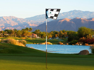 Golf course at The Westin Mission Hills Resort & Spa.