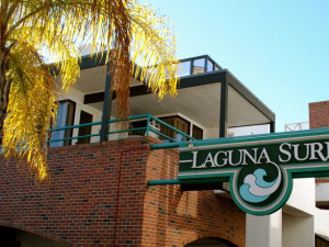 Exterior view of Laguna Surf.