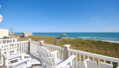 Rental deck at Access Realty Group.