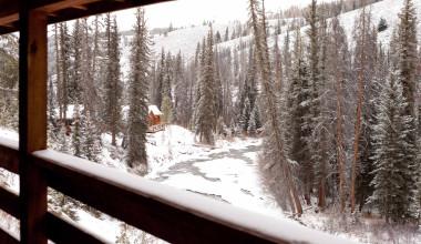 Beautiful View at Aspen Canyon Ranch