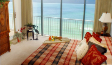 Condo Guest Room at The Boardwalk Beach Resort