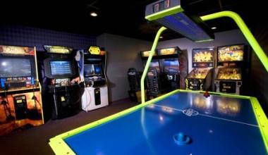 Arcade at Best Western Lake Buena Vista