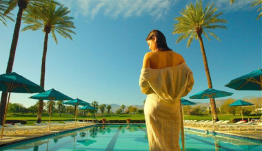 Relax and Rejuvenate at  JW Marriott Desert Springs