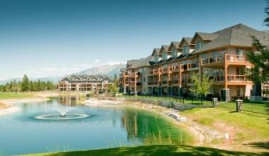 Resort View at Bighorn Meadows Resort