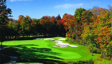 Golf near JW Marriott The Rosseau Muskoka Resort & Spa.