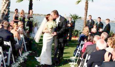 Weddings at Horseshoe Bay Resort