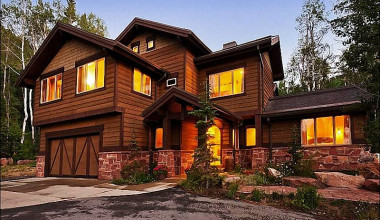Rental exterior at Park City Rentals by Owner.