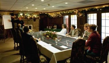 Meetings at Glenlaurel Scottish Inn & Cottages.