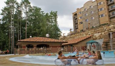 Relax at Chula Vista Resort.