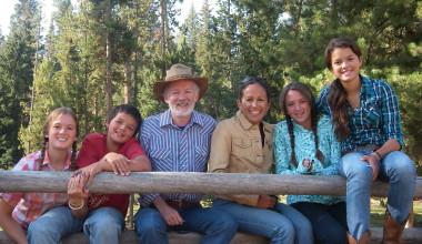 Family Fun at Nine Quarter Circle Ranch