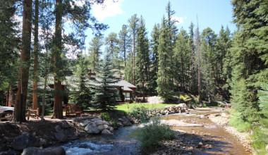 Resort View at Boulder Brook on Fall River