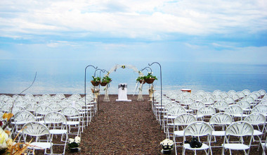Wedding at Superior Shores Resort and Conference Center.
