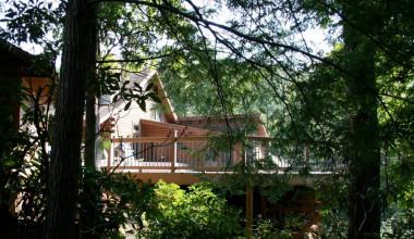 Exterior View of Rivers Ridge Lodge