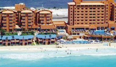 Exterior View of Barcelo Tucancun Beach