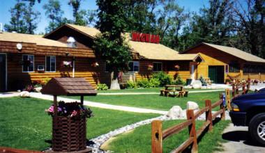 Exterior view of Wigwam Resort.