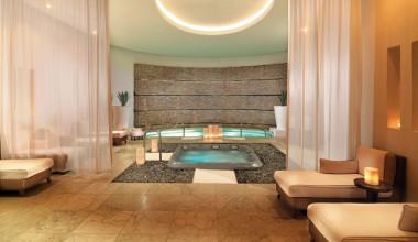 Spa at Le Blanc Spa Resort All Inclusive.
