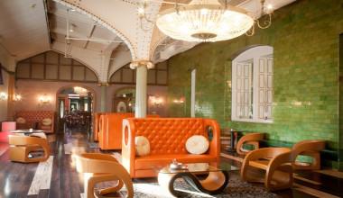 Trax Bar Lounge at the Radisson Lackawanna Station Hotel Scranton