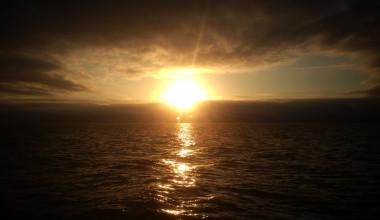 Beautiful Sunrise at Blackfish Lodge