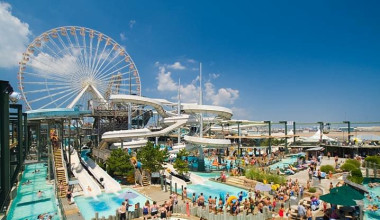 Water Park at Moreys Pier Resorts
