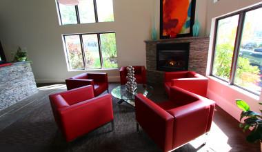 Lounge at The Sullivan.