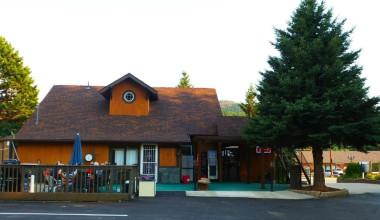 Exterior view of The Lantern Inn.