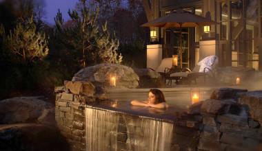 Enjoy spa treatments at The Lodge at Woodloch, sister property to Woodloch Resort, during your stay.