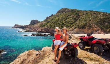 ATV at Playa Grande Resort.