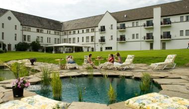 Exterior view of La Tourelle Resort & Spa.