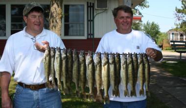 Fishing at Horseshoe Resort.
