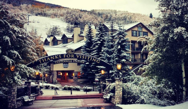 Exterior view of The Osprey at Beaver Creek, A Rock Resort.