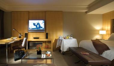 Guest Room at the SoHo Metropolitan Hotel