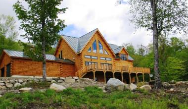 Vacation rental exterior at Franconia Notch Vacations Rental & Realty.