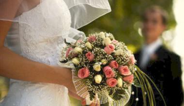Wedding at Hope Lake Lodge & Indoor Waterpark.