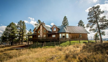 Rental exterior at Pagosa Springs Accommodations.