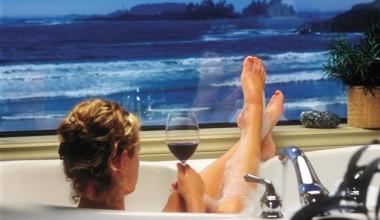 Relax at Long Beach Lodge Resort.