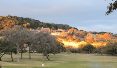 Golf Course at The Resort at Tapatio Springs