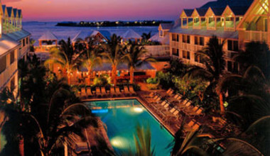 Aerial View of The Westin Key West Resort