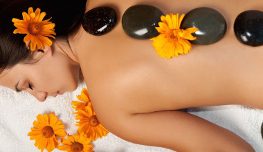 Spa services at Villa Roma Resort and Conference Center.