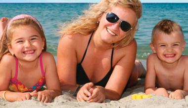 Family Fun at Water's Edge Resort
