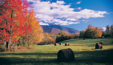 Scenic hikes at Smugglers' Notch Resort.