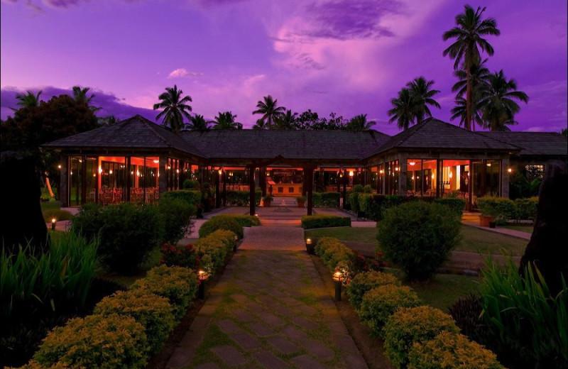Exterior view of Naviti Resort.
