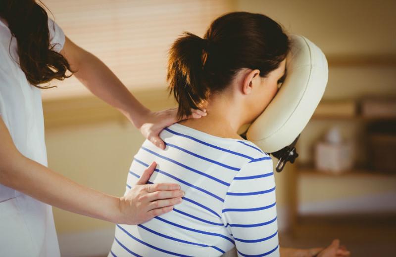 Massages at A Vista Villa Couples Retreat.