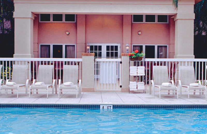 Outdoor Pool at Homewood Suites