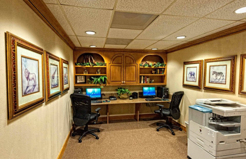 Office at Homewood Suites