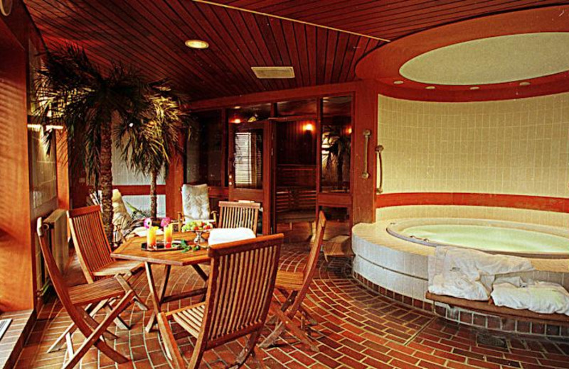 Spa at Hennickehammar Country House.