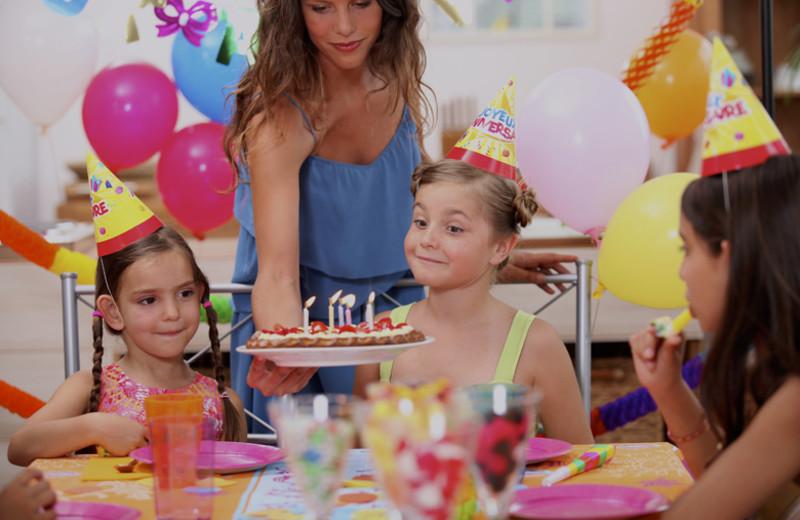 Birthday parties at Maui Sands Resort & Indoor Waterpark.