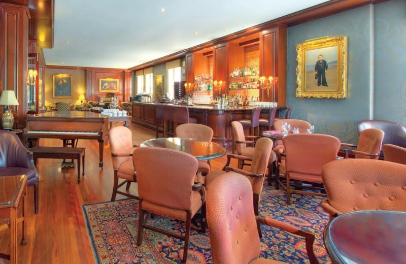 Bar at The Sir Stamford at Circular Quay.